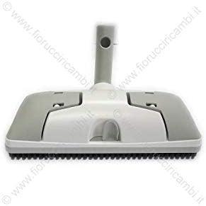Compañero Polti 950 Vaporetto aspiradora de vapor blanco tamaño grande de pie cepillo PRC20603: Amazon.es: Hogar