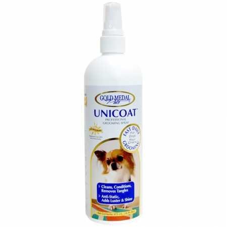 Gold Medal Pets Unicoat Spray Standard Formulation for Dogs, 16 oz.