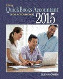 Bundle: Using QuickBooks® Accountant 2015 for Accounting (with CD-ROM and Data File CD-ROM), 14th + Using Microsoft® Excel® and Access 2013 for Accounting (with Student Data CD-ROM), 4th, 14th Edition