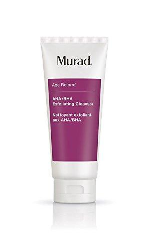 Murad AHA/BHA Exfoliating Cleanser, 6.75 Fluid Ounce