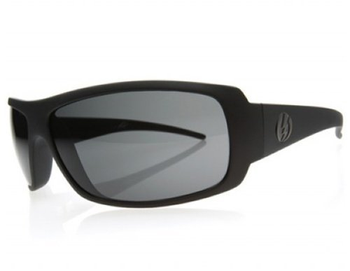 Electric Charge (Matte Black/Grey) - Sunglasses - Charge Sunglasses