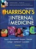 img - for Harrison's Principles of Internal Medicine Vol 1/2 book / textbook / text book
