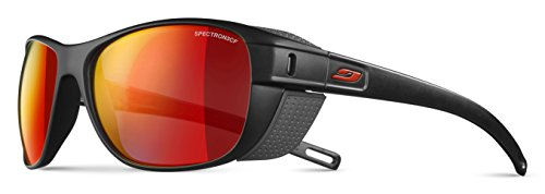 Julbo Camino Mountain Sunglasses - Spectron 3CF - Black/Red