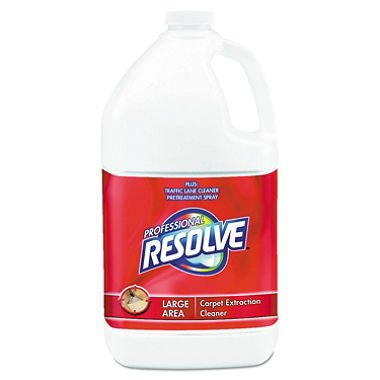 Professional RESOLVE Carpet Extraction Cleaner Concentrate (1 gal.) ES