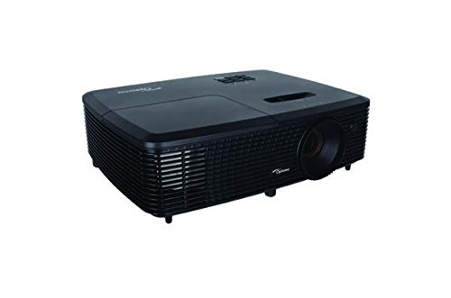 Optoma S341 3500 Lumens SVGA 3D DLP Projector with Superior Lamp Life and HDMI (Renewed) by Optoma (Image #1)