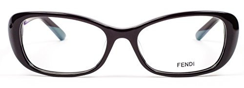 Fendi Cat-Eye Eyeglasses (956R-001), Black