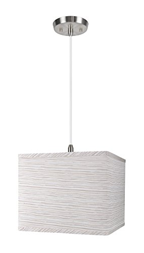 Rectangle Shaped Pendant Light