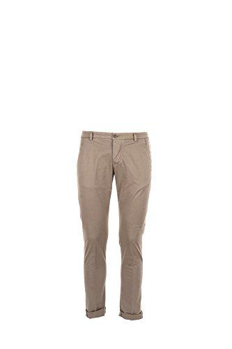 Pantalone Uomo No Lab 34 Beige Miami Twltd Basic Primavera Estate 2017