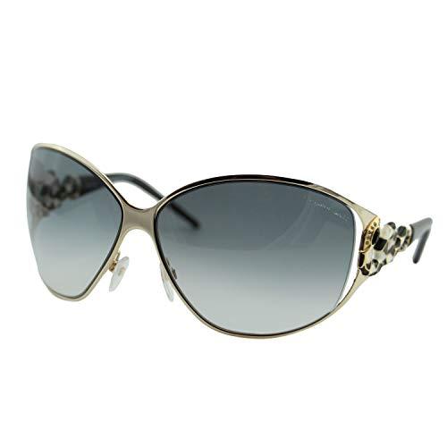 (ROBERTO CAVALLI Sunglasses RC 851S D32 Black White 67MM)