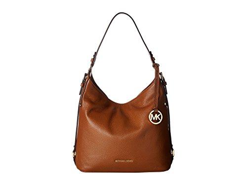 MICHAEL Michael Kors Women's Bedford Belted Shoulder Luggage Handbag (Bag Kors Michael Warranty)