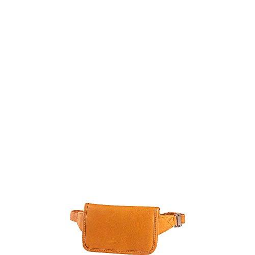 Clava Vachetta Leather Wallet on a Waist (Vachetta Tan)