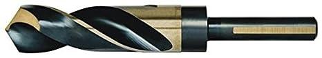 Alfa Tools SDBB50403 9//16 Blitz Bit Silver and Deming Drill with 1//2 Shank