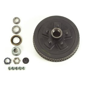 Dexter Axle Hub and Drum Kit (K08-247-94) For 3,500 lb. axle, 5 on 4.50 w/EZ Lube Cap by DEXTER AXLE
