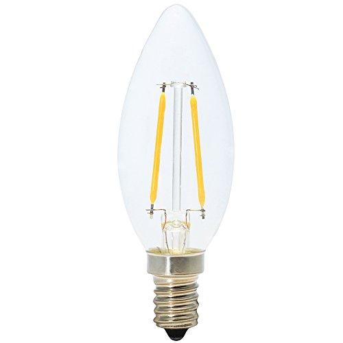 De Led Lot Forme Edison Filament Flamme E14 2w 6 Ampoule Empoule OXiZuPkT