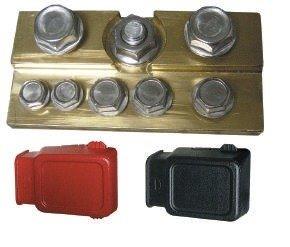 New Mercury Mercruiser Quicksilver Oem Part # 898289Q45 Batry Plt (Plt Kit)