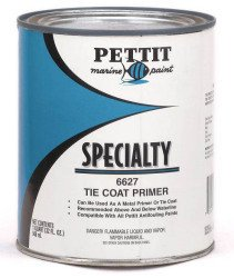 Pettit Paint Tie Coat Primer 6627, Quart