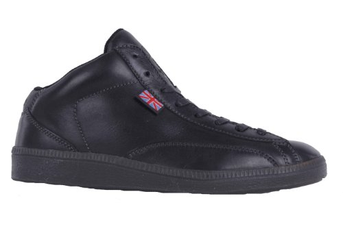 Size Leather Lace 18 Women's Shoe Genuine BELSTAFF 37 Up Sneaker OPq1FZxn0