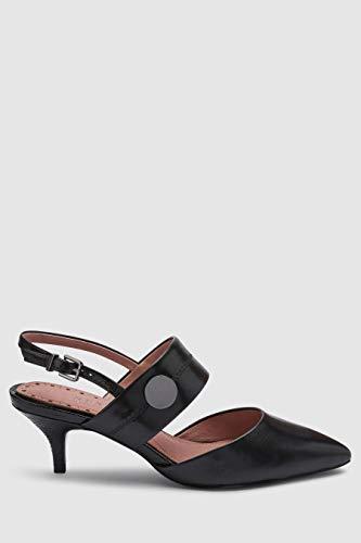 Next Nero Dettagli Forever Donna Cinturino Scarpe Comfort E Axz1Awvq