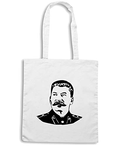 Speed Shirt Borsa Shopper Bianca TCO0117 STALIN