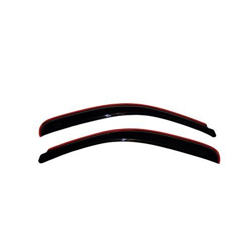 Auto Ventshade 192349 In-Channel Ventvisor Side Window Deflector, 2-Piece Set for 2003-2007 Honda Accord hot sale