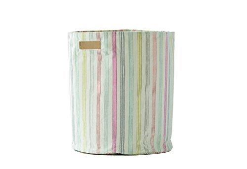 Pehr Designs Rainbow Stripes Hamper, Multi [並行輸入品]   B077ZWFLVX