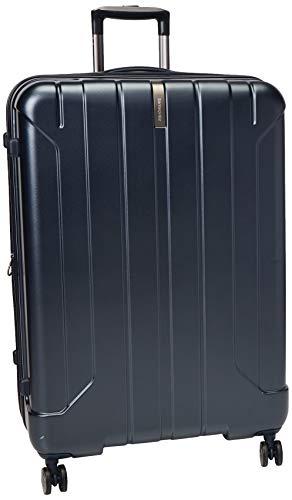 Samsonite Near Spinner 78/29 exp Unisex Large Grey Polypropylene Luggage Bag TSA Approved AY8014003