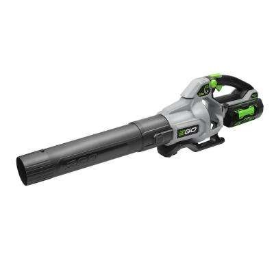 EGO 168 MPH 580 CFM Variable-Speed 56-Volt Lithium-ion Cordless Blower with 5.0Ah and 56V Charger Kit by EGO Power+