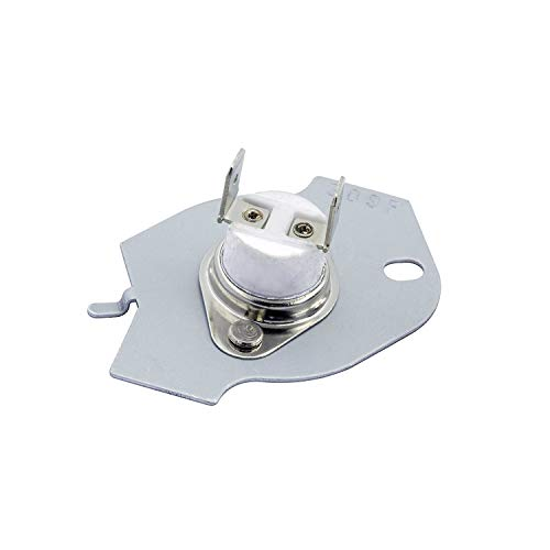 (WP3977393 for Whirlpool Roper Dryer Thermostat Thermal Fuse 325 degree F)
