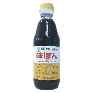 Japanese Ponzu Sauce / Ajipon - Mitsuikan brand -12 oz x 2 bottles