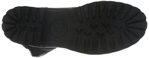 Panama Jack Dames Felia Iglo Reizen Enkellaars Zwart (black B2)