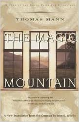The Magic Mountain 1st (first) edition Text Only