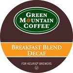 Green Mountain Breakfast Blend Coffee Keurig K-Cups, 18 Count by Mountain Green