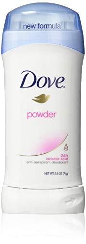 DOVE INV SOL A/P POWDER 2.6 OZ