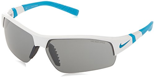 2df5bcfcde Nike really steps it up with these good looking sunglasses. They are fairly  lightweight and use some sturdy plastic in the construction of them.