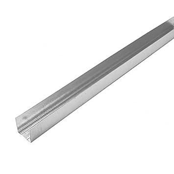 40 St/äbe UD 28 Randprofil 28x27mm je 3,0m insgesamt 120 lfm