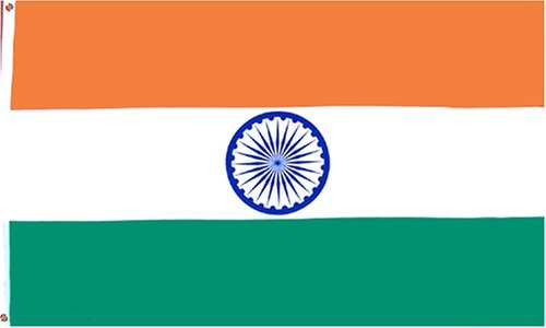 New 3x5 National Flag of India Indian Country Flags