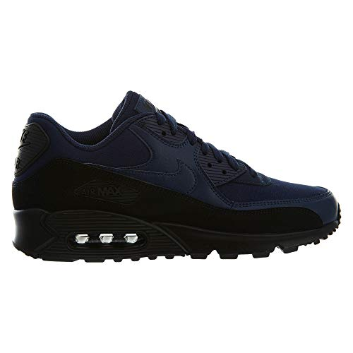 NIKE Air Homme de Navy Multicolore Max Running Midnight 90 001 Black Entrainement Essential Chaussures 887rAqndW