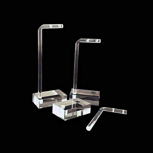 Svea Display Modern Design Unique Clear Acrylic Jewelry Display Stands for  Earrings Trade Show Decoration Holder Store Photo Prop Jewelry Exhibition