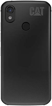 Caterpillar CAT S52 Dual-SIM 64GB + 4GB RAM IP68 Rugged (GSM Only | No CDMA) Factory Unlocked 4G/LTE Smartphone (Black) WeeklyReviewer