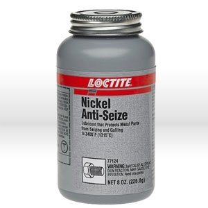 Loctite 77124 Nickel Anti-Seize Lubricant in Brush Top Can 8oz
