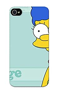 New Fashionable Tinmanhect MGdQSHy4734vdQws Cover Case Specially Made For Iphone 5/5s(www Coloriage Tv J Marge Impson)