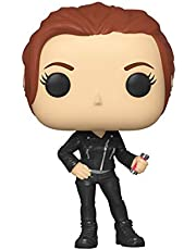 POP! MARVEL BLACK WIDOW - NATASHA ROMANOFF # 603 - FUNKO