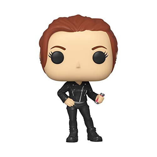 Pop! Marvel Black Widow – Black Widow (Street)