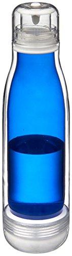 公式の店舗 Avenue ブルー断熱真空スポーツウォーターボトルフラスコ BPAフリー 16オンス クリアプラスチック、ガラス、シリコン製 B07KDYV3ZX BPAフリー トライタン、リークプルーフ Avenue、ジム、ヨガ、ワークアウト、フィットネス、旅行、アウトドア用 B07KDYV3ZX, HOMES:d63419ad --- a0267596.xsph.ru