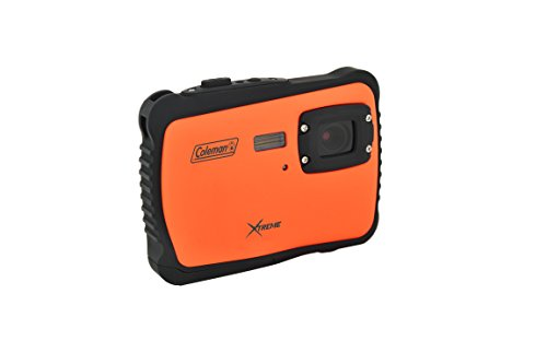 Coleman C6WP-O Xtreme 12.0 MP/HD Underwater Digital & Video