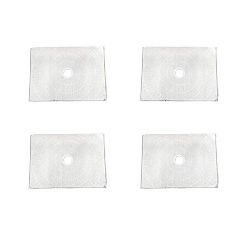 Unicel 4 Anthony Apollo/Flowmaster Rectangular Pool Replacement Filter Grids