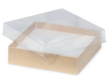 Pantalla cajas de joyería 3 – 1/2 x 3 – 1