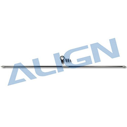 (Align H55036 Carbon Tail Control Rod Assembly 550 New)