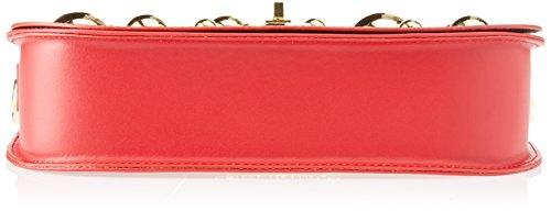 Braccialini B11961, Borsa a Tracolla Donna, 7x15x26 cm (W x H x L) Rosso