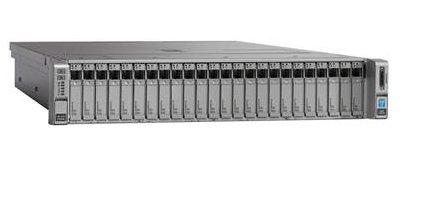 1.7 Ghz System (Cisco UCS C240 M4 1.7GHz E5-2603V4 Rack (2U) Server)